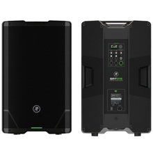 "MACKIE SRT215 3200w Total 15"" Speaker PA System Pair"