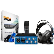 PRESONUS AUDIOBOX USB 96 STUDIO Complete Hardware/Software Recording Kit