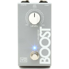 VERTEX BOOST MKII Clean Saturation Buffered Sustain Drive Guitar FX Pedal