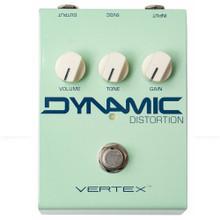 VERTEX DYNAMIC DISTORTION Guitar FX Pedal