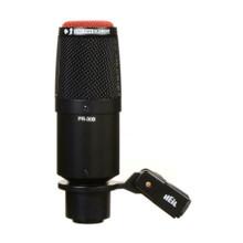HEIL PR30B Dynamic Large Diaphragm Black Studio / Podcast Microphone