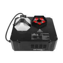 CHAUVET GEYSER P5 RGBA+UV LED Pyrotechnic-like Fog FX Light with Wired Remote Controller