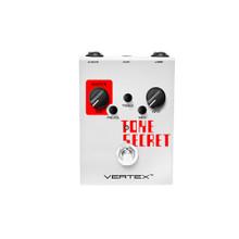 VERTEX TONE SECRET Classic Green Screamer Emulator Guitar FX Pedal