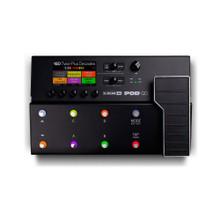 LINE 6 POD GO Compact Guitar FX Processor/Amp Modeler/USB Interface with App