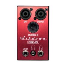 ASHDOWN PHONE BOX Balanced Studio/Live Headphone and DI Monitoring