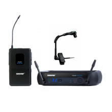 SHURE PGXD14/B98H Digital Wind Instrument Wireless System