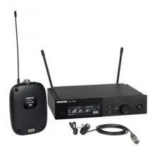 SHURE SLXD14/85 Digital Wireless Lavalier Microphone System for Church Presentation