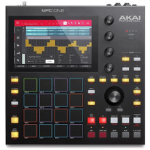 """AKAI MPC ONE Stand Alone Music Production Workstation with 7"""" Touch Display"""