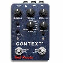 RED PANDA CONTEXT 2 Granular Reverb FX Pedal