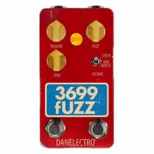 DANELECTRO 3699 FUZZ Recreation of Classic FOXX Tone Machine