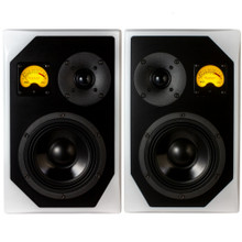 ASHDOWN NFP-1 LEFT & RIGHT Professional WideBand Low Distortion Studio Monitor Pair