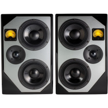 ASHDOWN NFP-2 LEFT & RIGHT Professional WideBand Low Distortion Studio Monitor Pair