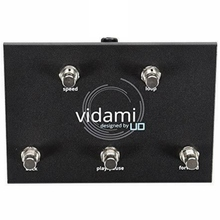 UTILITY DESIGN VIDAMI USB Hands Free Video Looper Pedal for Online Instruction