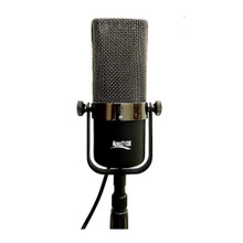 APEX 210B Large Element Classic Ribbon Microphone with Figure-8 Polar Pattern, Carry Bag & Aluminum Case Pattern