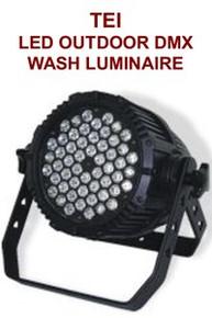 TEI LED outdoor DMX wash luminaire