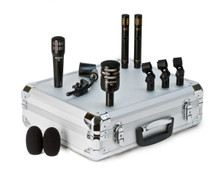 AUDIX DPQUAD Drum Stage & Studio Mic Pack with Case $30 Instant Coupon Use Promo Code: $30-OFF