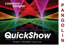 PANGOLIN FB3-QS QUICKSHOW Lasershow Designer Software Program $20 Instant Coupon Use Promo Code: $20-OFF