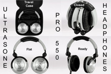 Ultrasone PRO 550 s logic natural sound headphones $15 Instant Coupon use Promo Code: PRO550