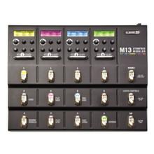 LINE 6 M13 Stompbox Guitar Modeler Interface