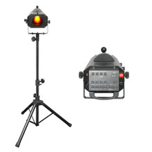 CHAUVET LED FOLLOWSPOT 75ST includes Stand & Transparency Gobo Slot