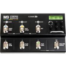 LINE 6 M9 Stompbox Modeler Guitar Processor Interface