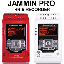 JAMMIN PRO HR-5 Handheld 2gb Stereo Recorder $5 Instant Off use Promo Code: $5-OFF