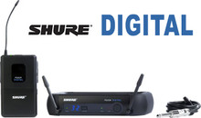 SHURE PGXD14 Digital Instrument Wireless System