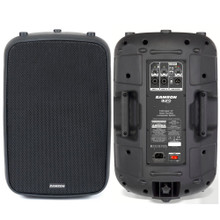 SAMSON AURO X12D 2000w Active DSP Lightweight PA Speaker System Pair $10 Instant Coupon Use Promo Code: $10-OFF