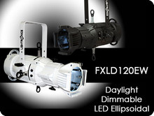 LIGHTRONICS FXLD120EW Dimmable LED Ellipsoidal