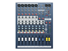 SOUNDCRAFT EPM6 Affordable High Performance Rackmount Mixer $5 Instant Coupon Use Promo Code: $5-OFF