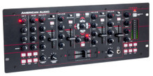 AMERICAN AUDIO 19MXR DJ 4 Channel Rackmount Midi Mixer $15 Instant Coupon use Promo Code: $15-OFF