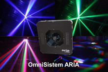Omnisistem Aria LED rotating cone centerpiece $15 Instant Coupon use Promo Code: $15-OFF
