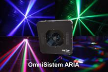 OMNISISTEM ARIA LED Rotating Cone Centerpiece