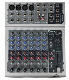Peavey PV8USB compact audio mixer $5 Instant off use Promo Code: PV8USB