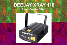 Deejay LED Xray 110 Laser combo effect light $5.00 Instant Coupon use Promo Code: $5-OFF