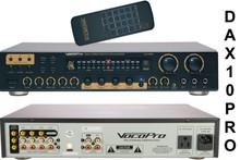 VOCOPRO DA-X10PRO Vocal Enhancer Karaoke Mixer