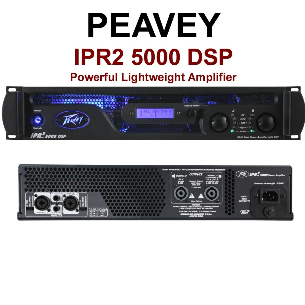 peavey ipr2 5000 dsp lightweight quality rackmount amplifier 50 instant coupon use promo code. Black Bedroom Furniture Sets. Home Design Ideas