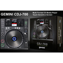 GEMINI CDJ-700 CD USB SD Media Console $20 Instant Coupon use Promo Code: $20-OFF