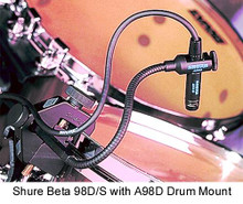 SHURE BETA 98AD/C Percussion Drum Mic