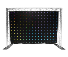 Chauvet motion drape LED backdrop $25.00 Instant Coupon use Promo Code: $25-OFF