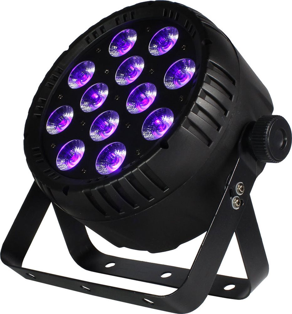 BLIZZARD LIGHTING LB-PAR HEX 12x15w RGBAW+UV LED Wash Light $10 Instant  Coupon use Promo Code: $10-OFF