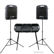 PEAVEY ESCORT 3000 MKII Complete Portable PA $20 Instant Coupon Use Promo Code: $20-OFF