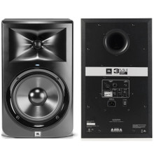 "JBL 308P MKII 8"" Bi-Amped 224w Total Active Nearfield Studio Reference Monitors"