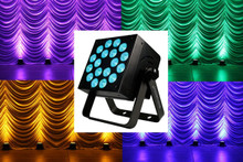 BLIZZARD ROKBOX 5 RGBAW LED Wash Light $25 Instant Coupon use Promo Code: $25-OFF
