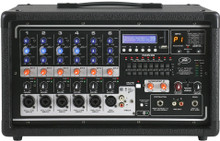 PEAVEY PVi 6500 Bluetooth FX Powered Audio Mixer