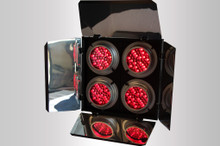 OMNISISTEM LED BLINDER 4 Punch Light with 240 LEDs Per Unit