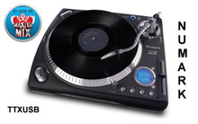 Numark ttxUSB Professional DJ direct drive turntable $25 Instant Coupon use Promo Code: ttxUSB