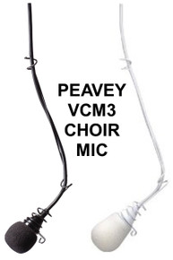 PEAVEY VCM3 Hanging Choir Mic