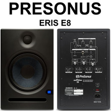 PRESONUS ERIS E8 260w Total Active Studio Reference Monitor Pair $25 Instant Coupon use Promo Code: $25-OFF