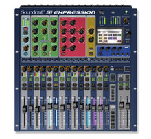 SOUNDCRAFT EXPRESSION Si 1 Pro Console 4 Lexicon Processors $100 Instant Coupon use Promo Code: $100-OFF